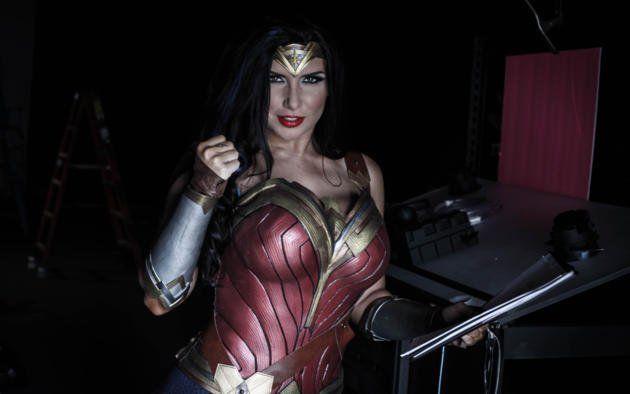 Wonder women porn