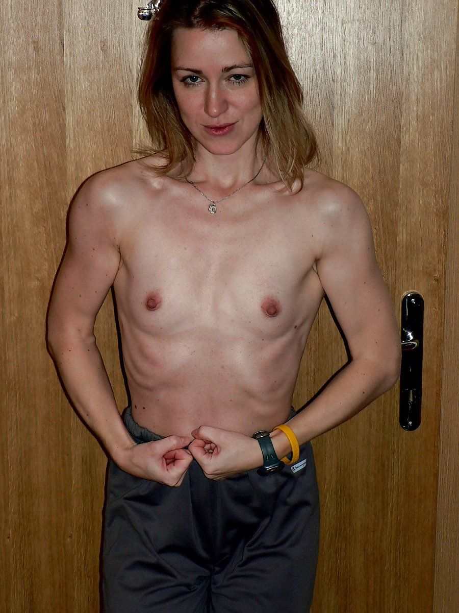 Milf flat chested Flat chested