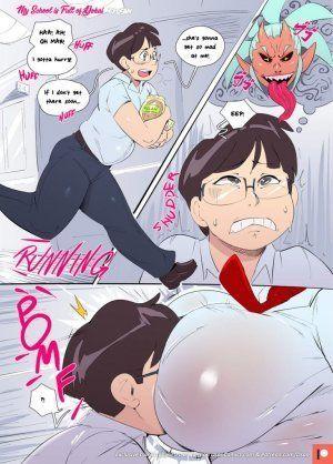 Facesitting anime Anime femdom,