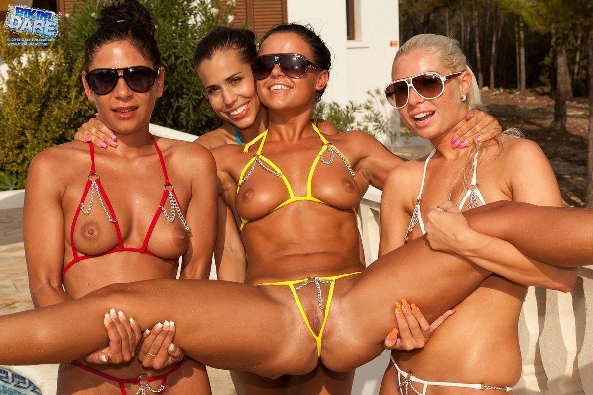 Bikinidare