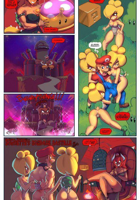 Mario porno super fentonia.com