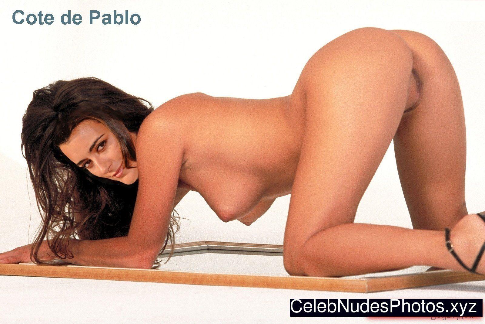Cote de pablo naked sayings 23+ Cote de Pablo Hot Pics,