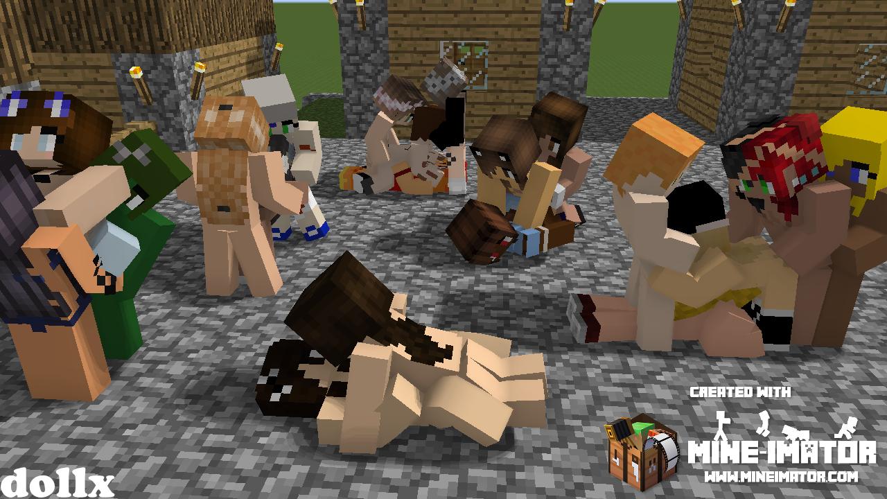Hentai Minecraft Skin