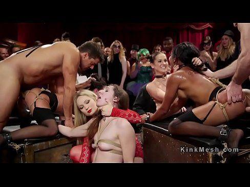 Grasshopper reccomend Kinky Costume Ball.