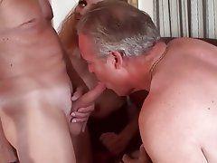 best of Mature threesome bi mmf