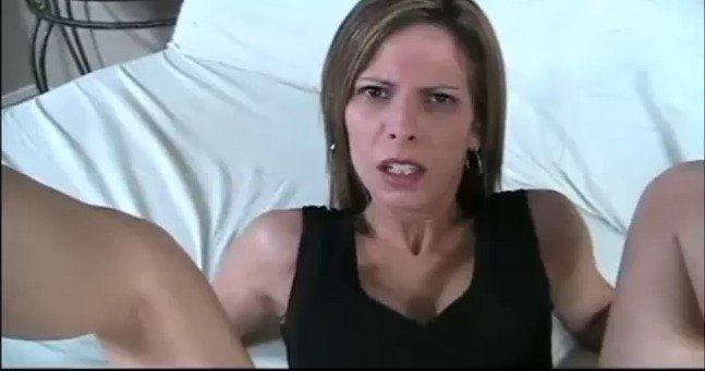 mom blackmail by son to fuck