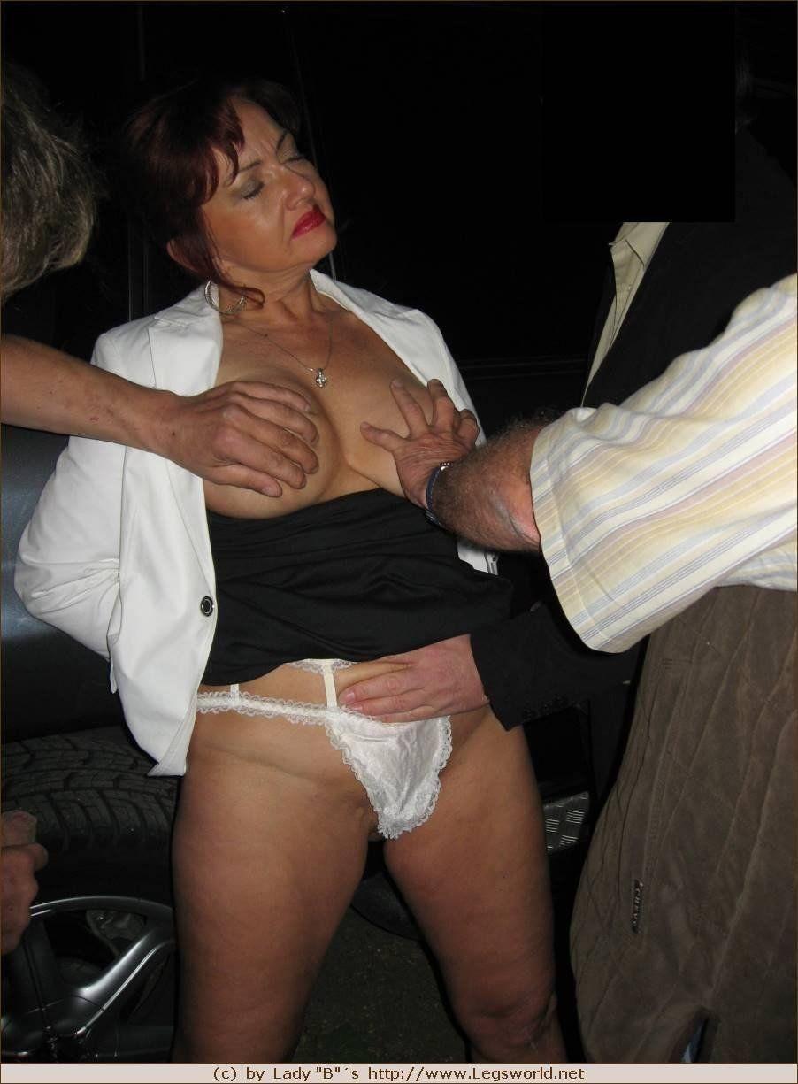 Submissive slut wife