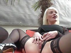 french mature amateur anal