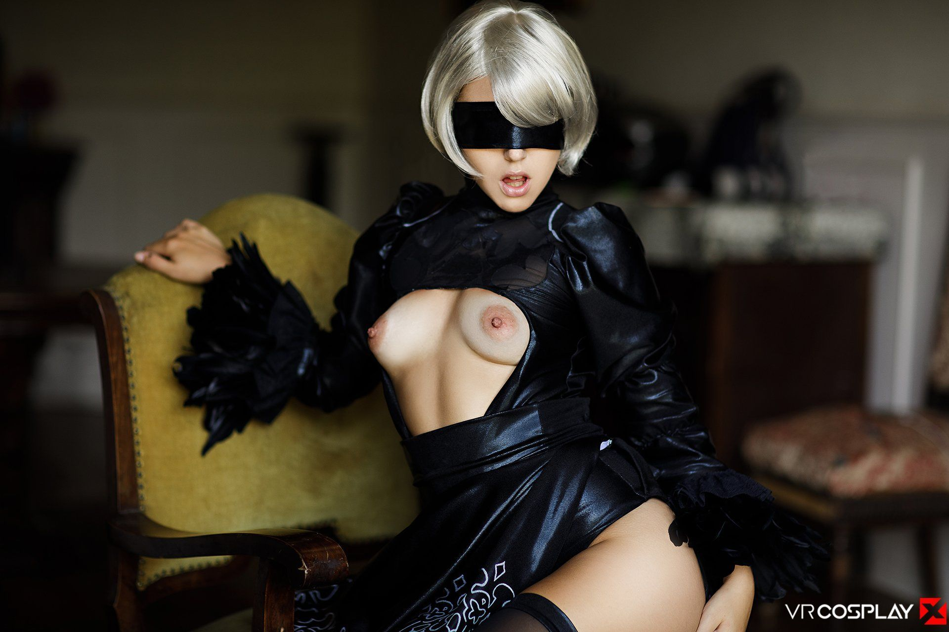 Nier Automata Xxx nier automata 2b cosplay . xxx sex photos. comments: 1