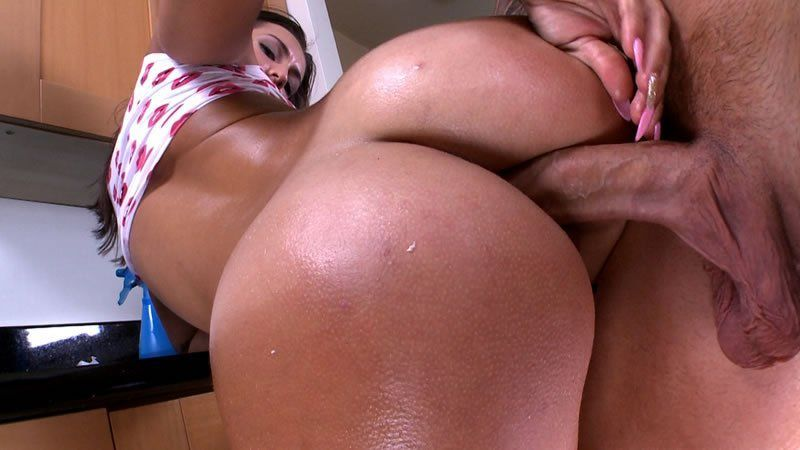 Bubble Butt Anal Pov Porno Photo