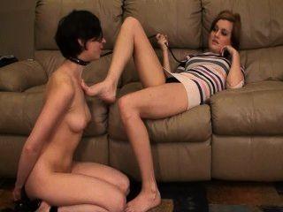 Snowflake reccomend ebony lesbian feet worship