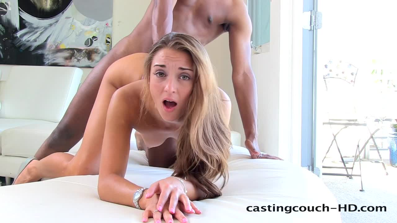 Interracial Casting Couch Hd