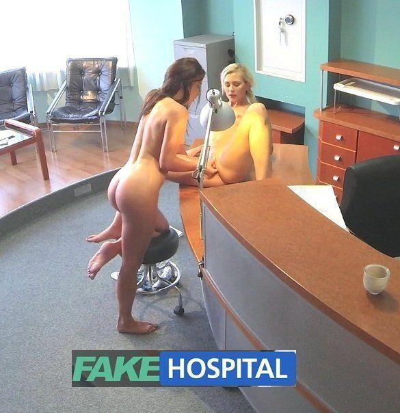 best of Lesbian fake doctor