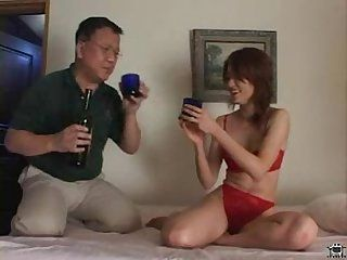 Japan girls sex father