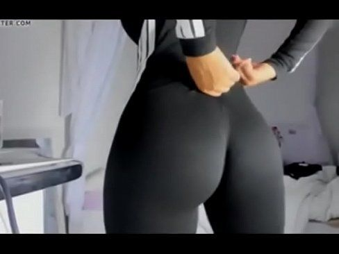 Girl in yoga pants strapon fucks guy White Girl Big Ass Yoga Pants Hq Photo Porno Comments 3