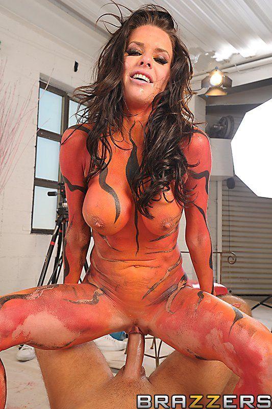 New porn sex bodypainting pics