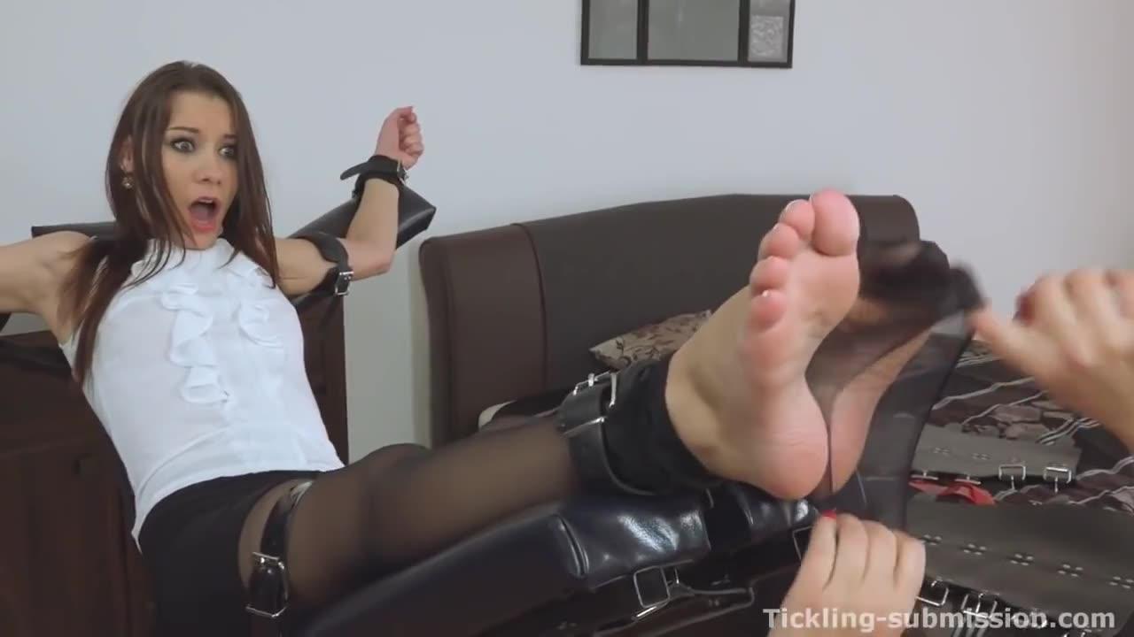 best of Feet bondage tickling