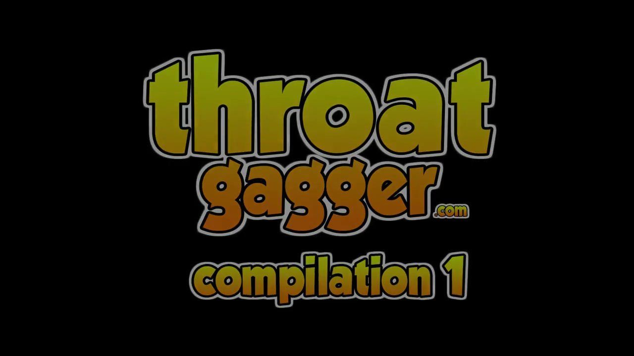 Cum throat compilation hd