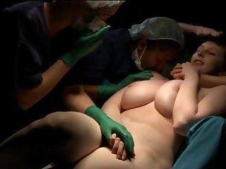 Fake doctor lesbian
