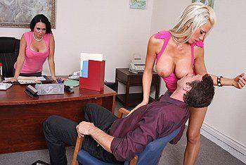 best of Work big tits