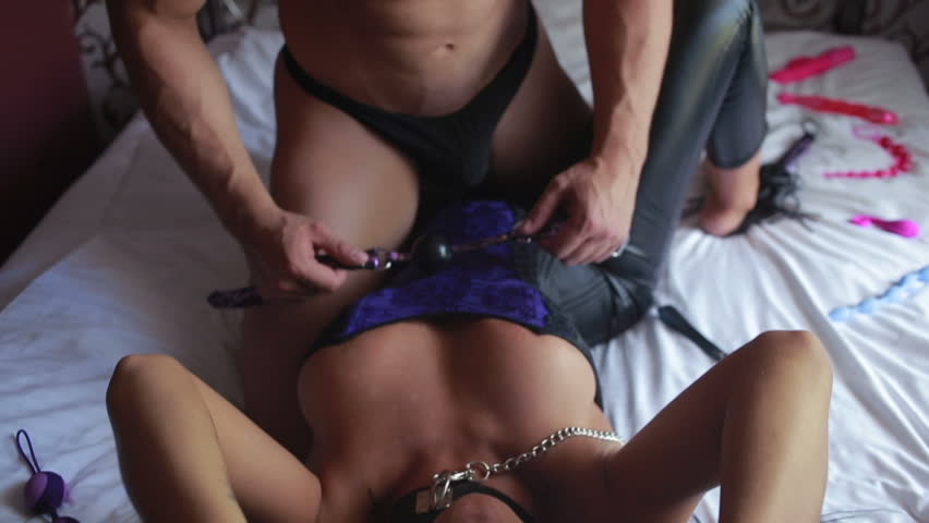 Handcuffs sex toy