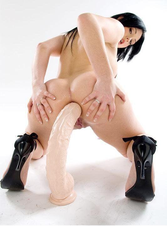 High Heels Dildo