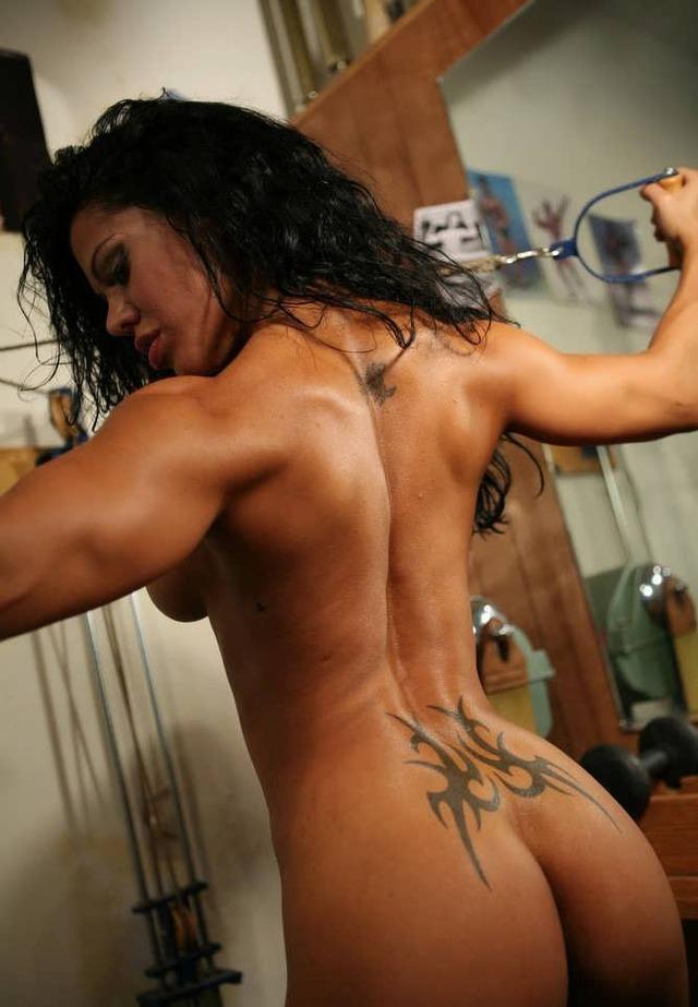 Athletes nude female Nude photo