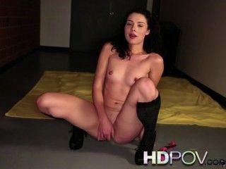 Creampie Female Orgasm